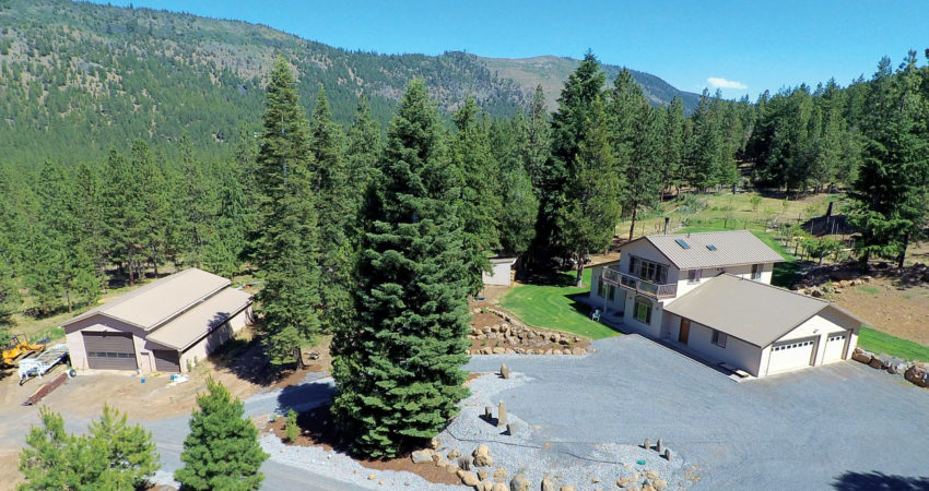 Oregon Hunting Ranch for Sale