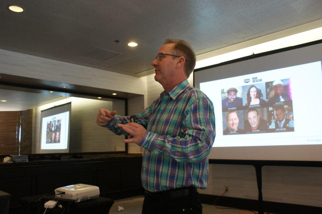 Ron Cates Speaker