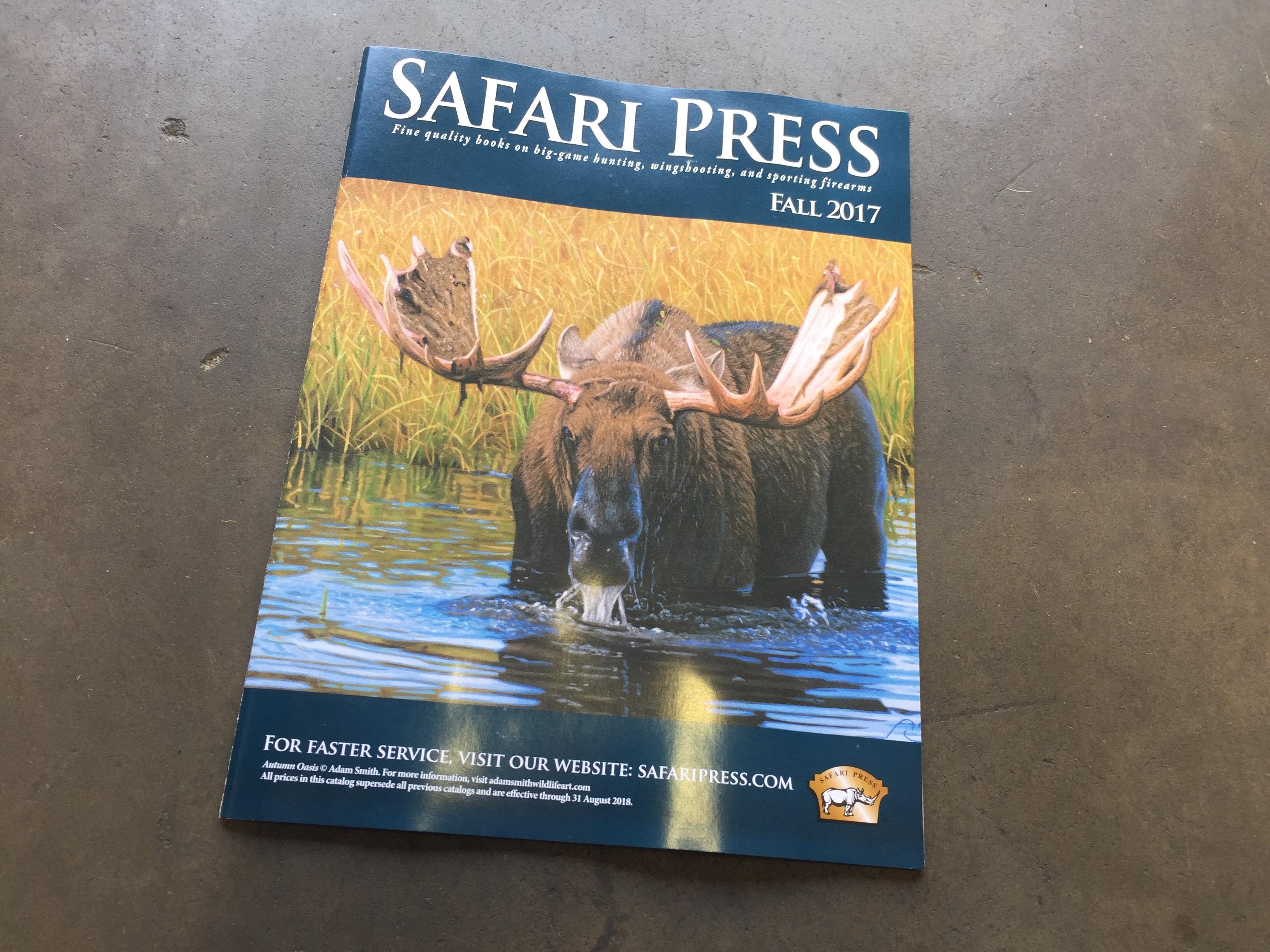 Trophy Properties in the Safari Press Catalog