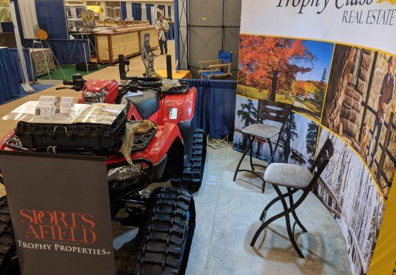 Sports Afield Trophy Properties… ATV?