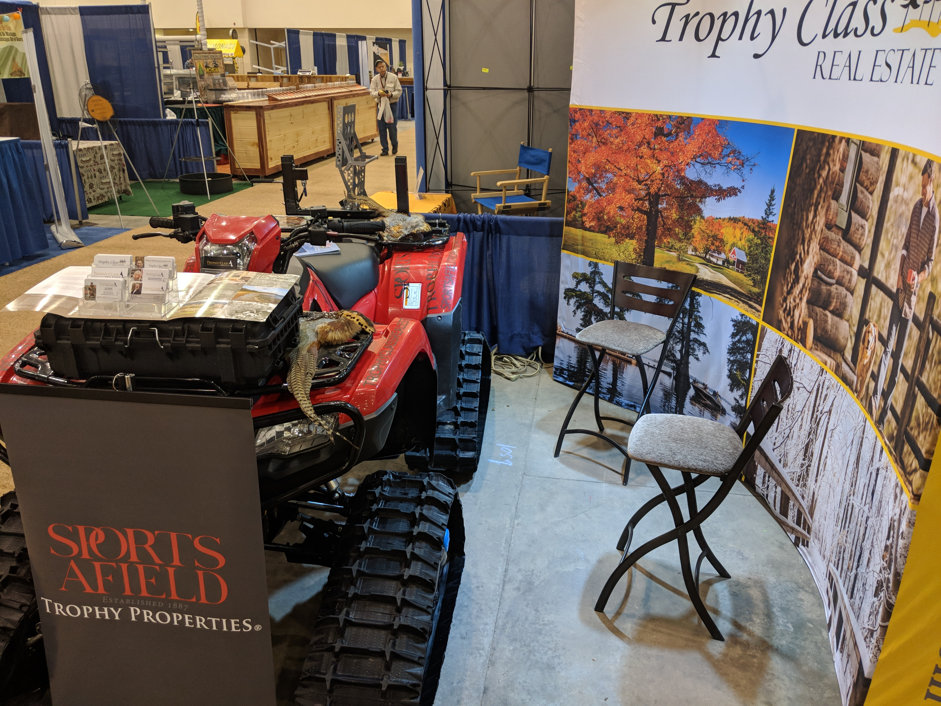 Sports Afield Trophy Properties… ATV?