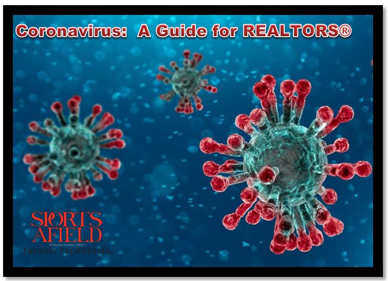 Coronavirus:  A Guide for REALTORS®