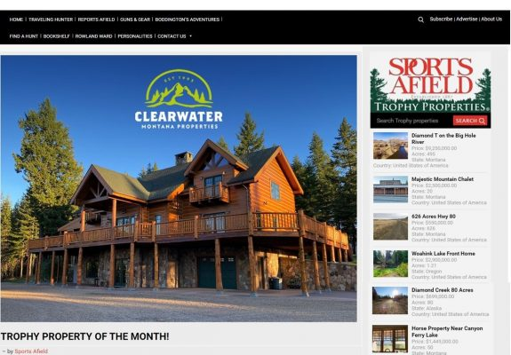 Trophy Property of the Month
