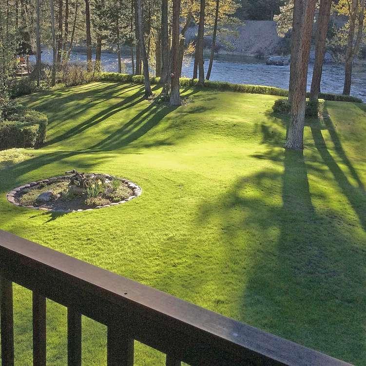 Western Montana Blackfoot River Home