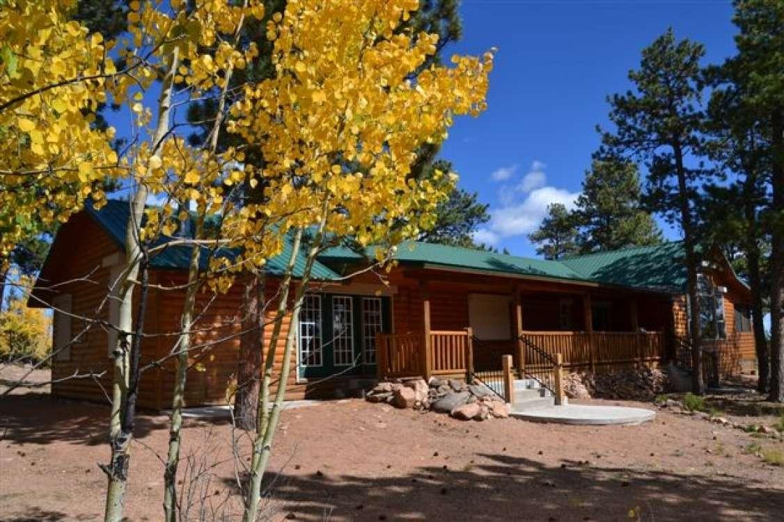 Aspen Glow Cabin