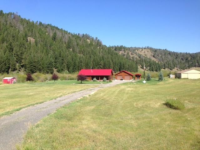 Log Cabin Creek Paradise Property Photograph