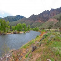 Main Salmon River frontage Property Photograph