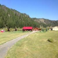 Log Cabin Creek Paradise Property Photograph