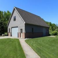 Custom Brick Home - Van Buren County Property Photograph