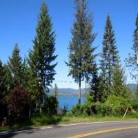 Calming Views of Hayden Lake Property Photograph