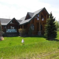 Bear Creek Model Log Home