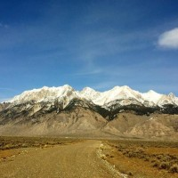 High Desert Mountain Property Photograph