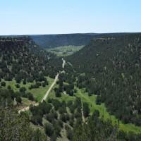 Barber Ranch - Canyon Land & Big Game Property Photograph