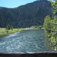 River of No Return Getaway Property Photograph