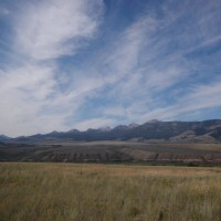 High Desert Hunting Property Photograph
