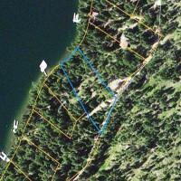 Lindbergh Lake Lot Property Photograph