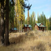 Silver Tip Ranch Getaway Property Photograph