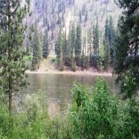 Clarkfork River Superior Property Photograph