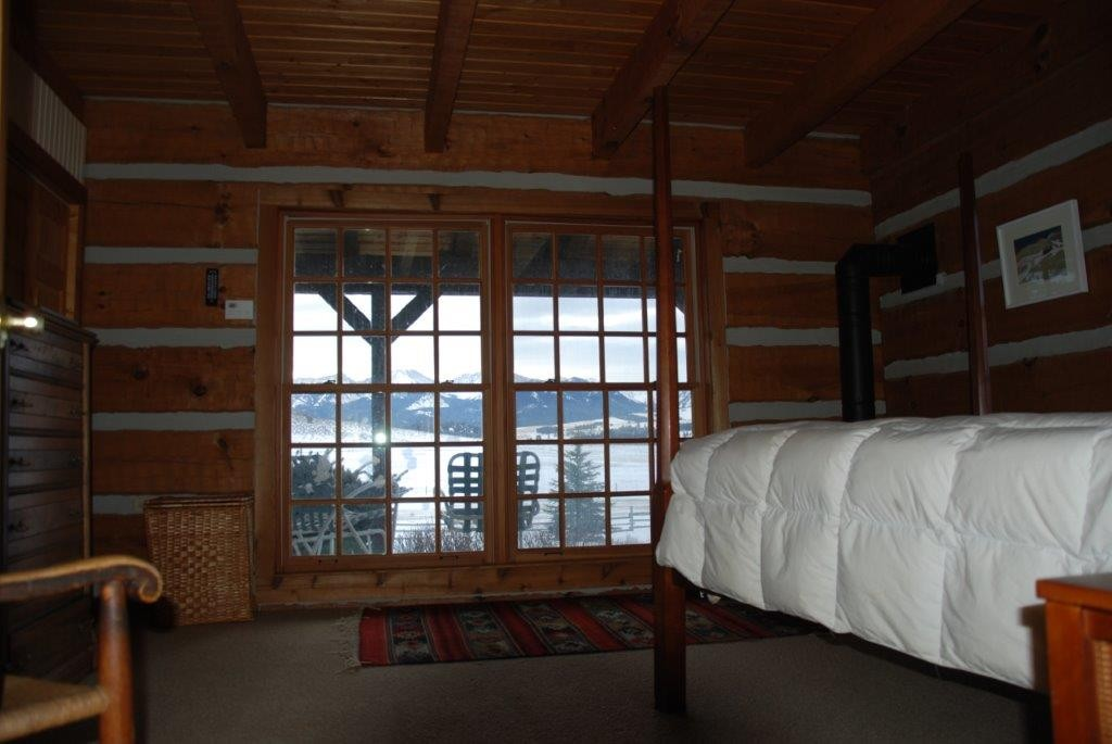 Crazy Mountain Foothills Ranch Property Photograph