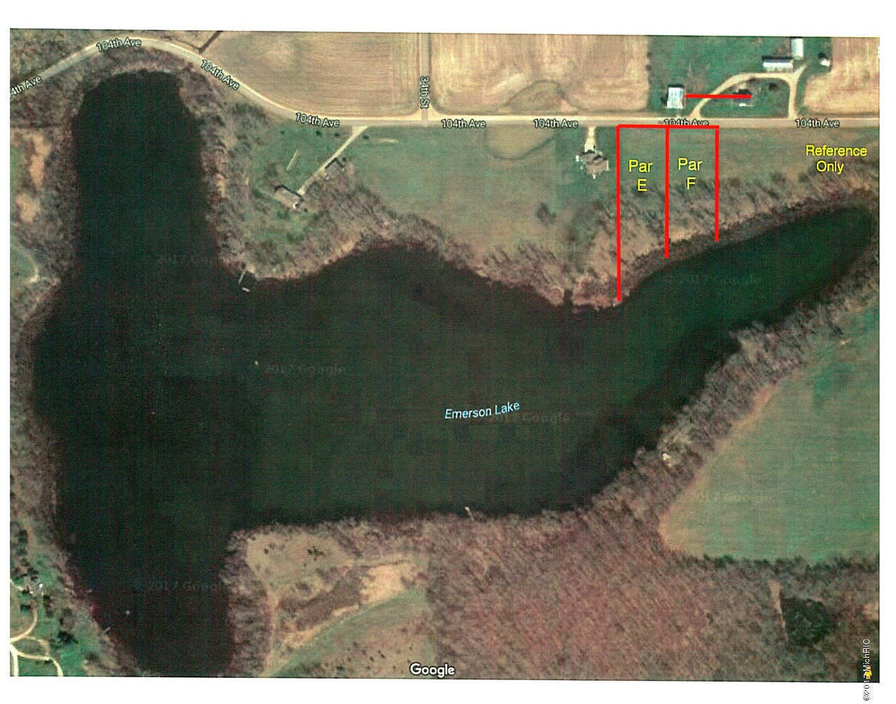 Emerson Lake Sparkling Waters Lot E Property Photograph