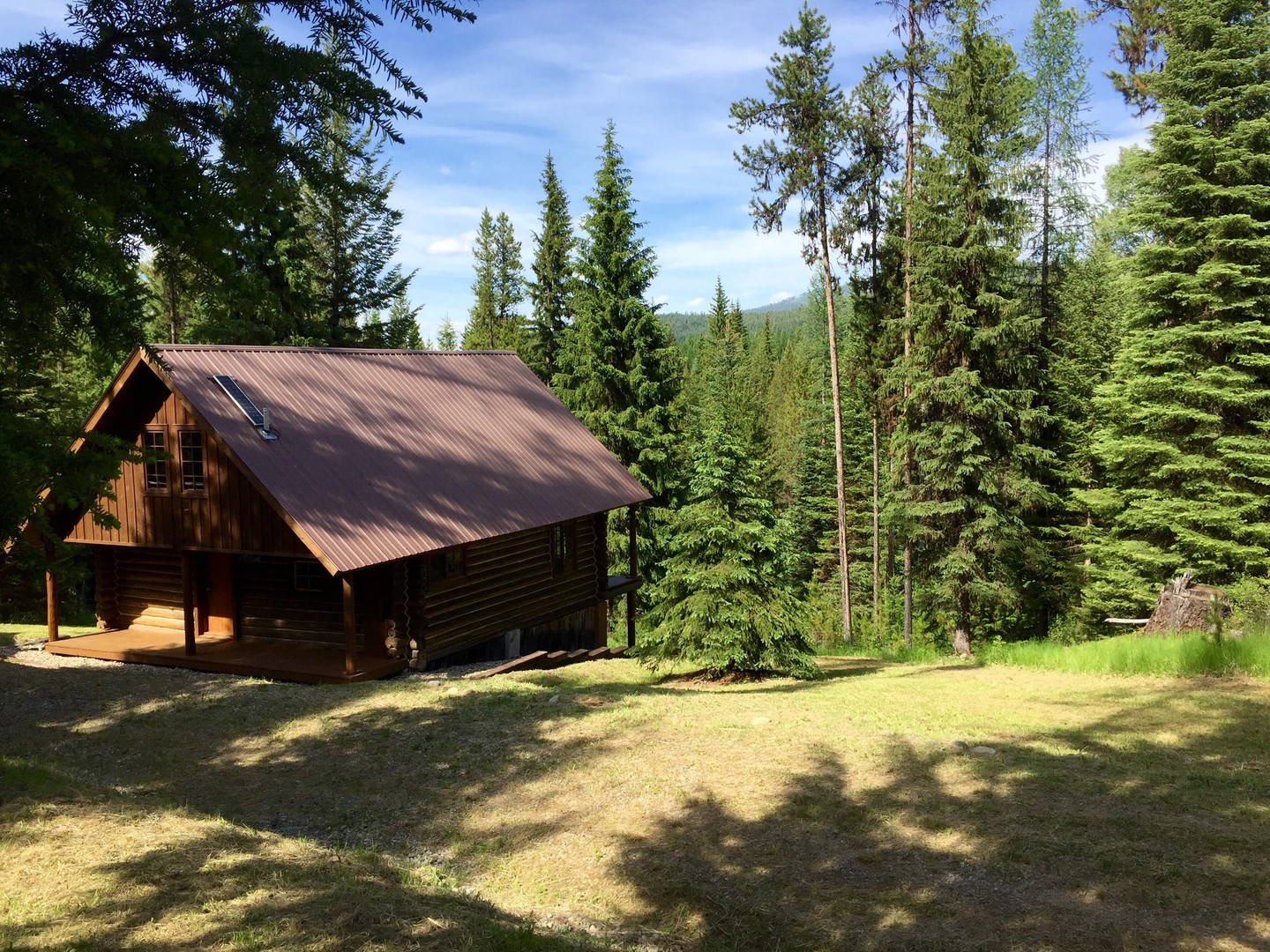 The Grizzly Den Cabin Property Photograph