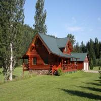 Lake Creek Get-a-Way Property Photograph