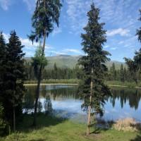 Little Rainbow Lake Retreat Property Photograph