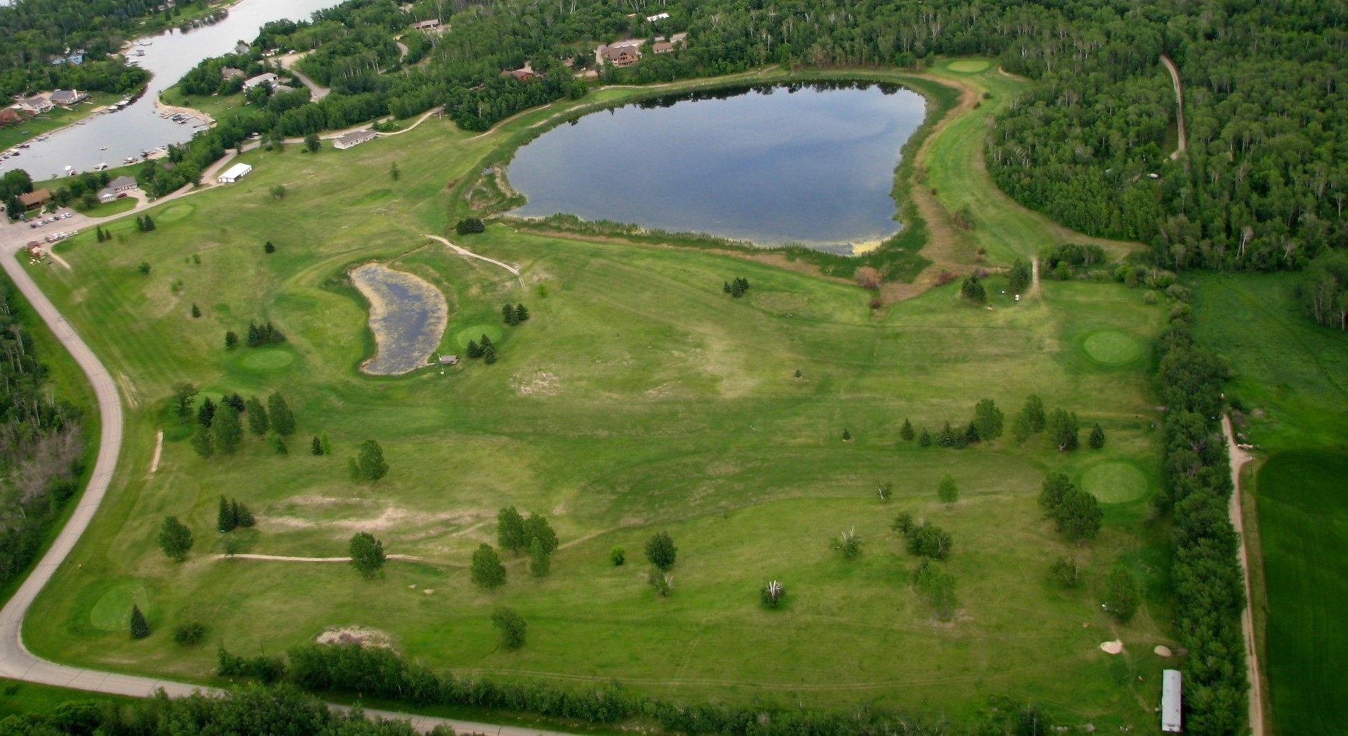 Birchwood Golf Course & 20 Residential Lots Property Photograph