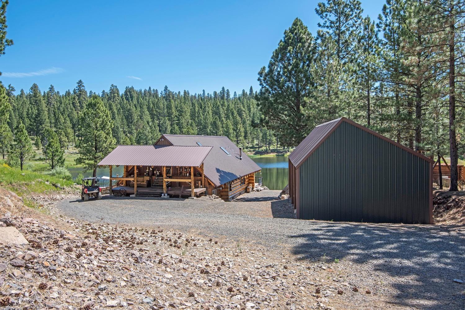 Warner Ranch Property Photograph