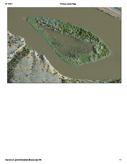 OWN YOUR OWN ISLAND ON THE MISSOURI RIVER Property Photograph