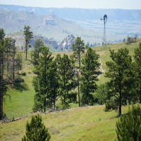 1,628+-Acres Turtle Rock North Ranch Property Photograph