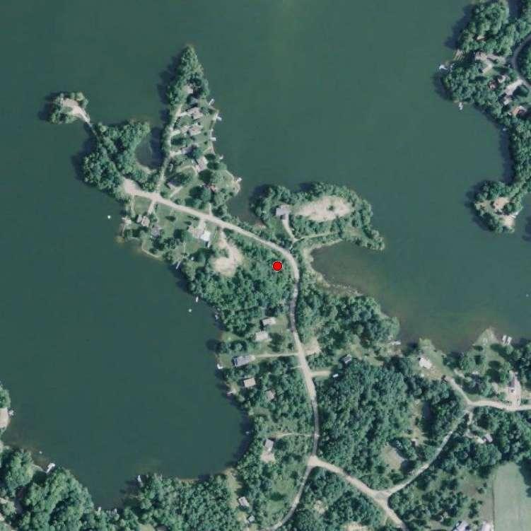 Lake Miramichi Lot Property Photograph