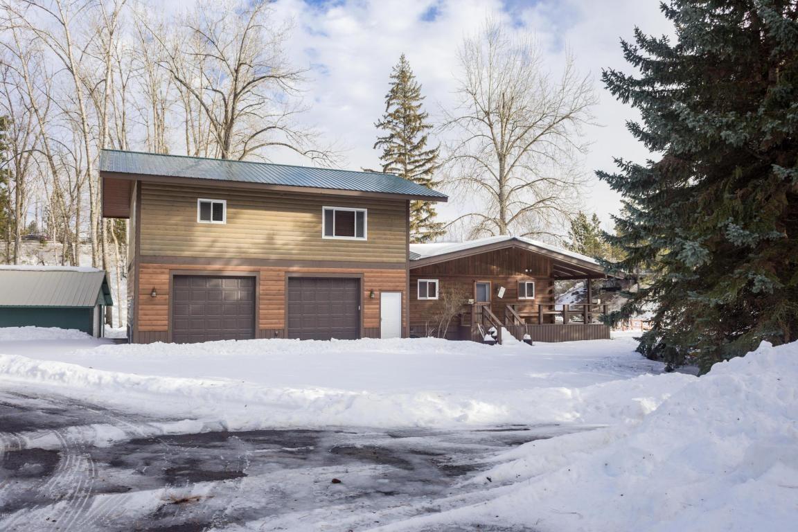 Flathead Lake Cabin Property Photograph