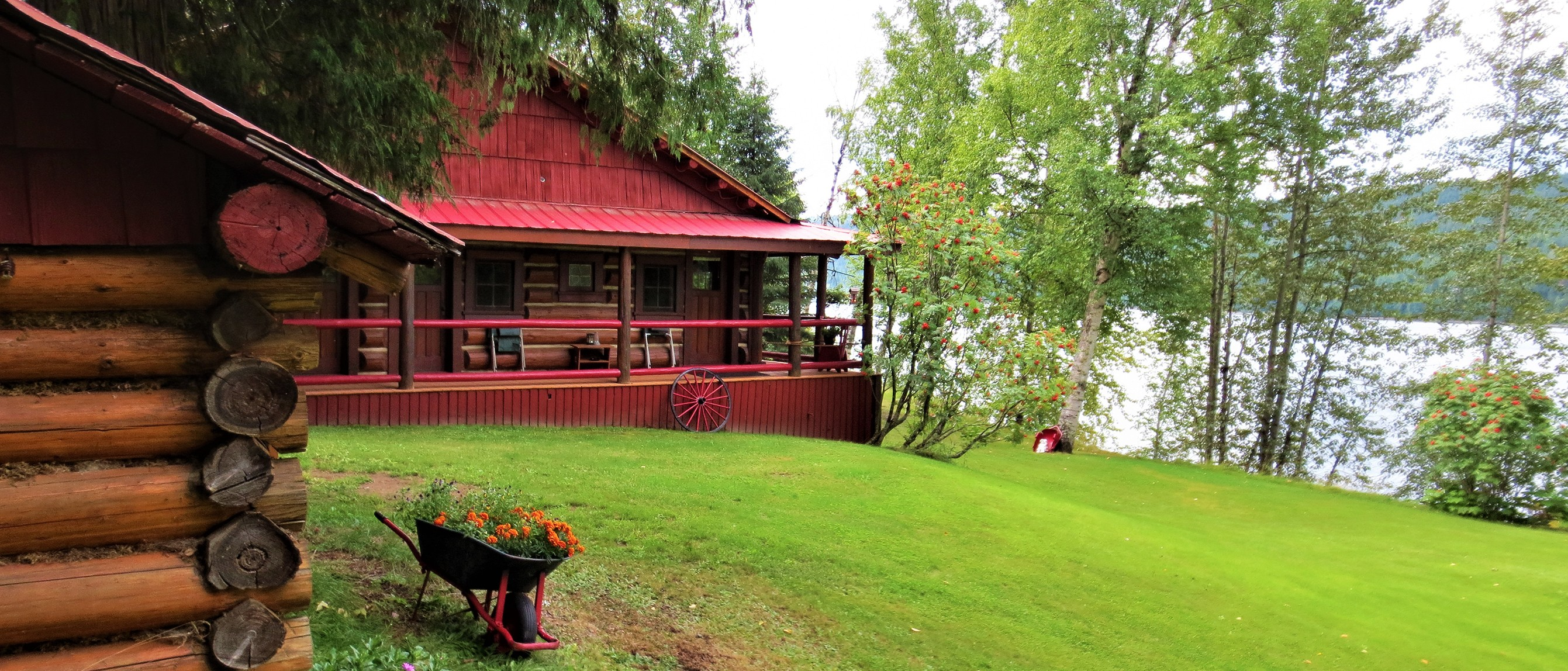 Northern Lights Lodge, BC, Canada, Lodge of Legend