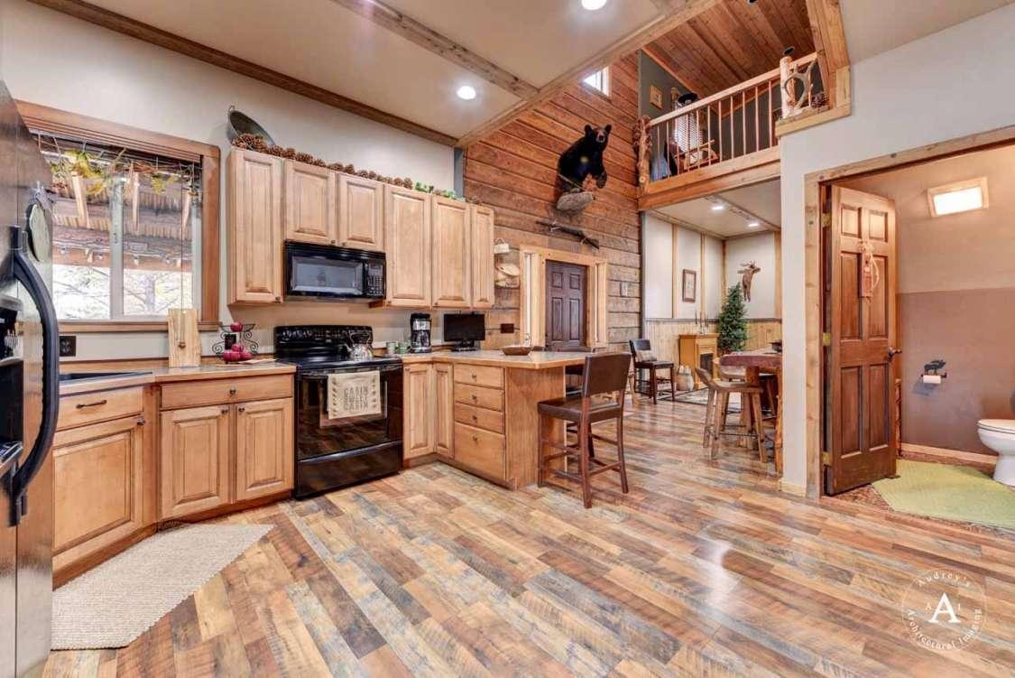 Big Belts Mountain Getaway Property Photograph