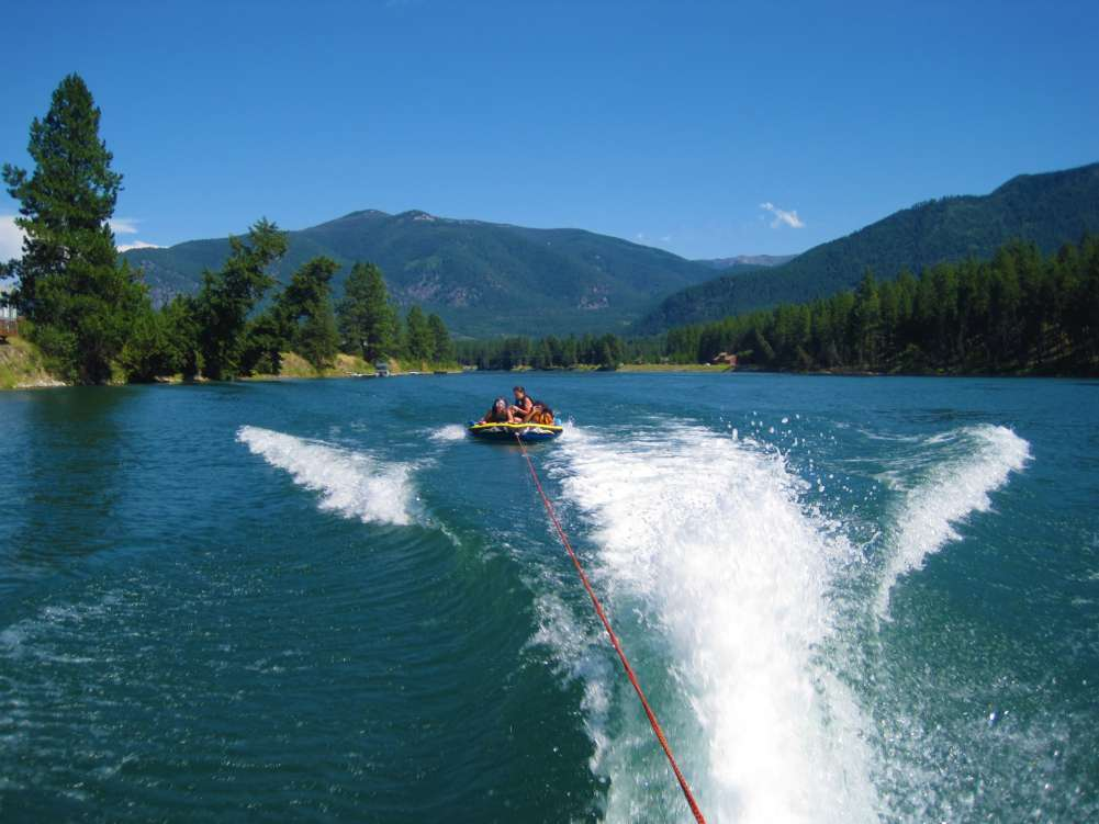 Clark Fork Fishing Oasis Property Photograph