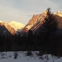 Northwest Montana Wilderness Estate Property Photograph
