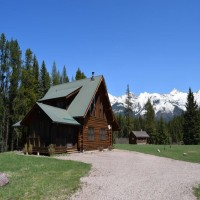 The Buck Creek Wilderness Ranch Property Photograph