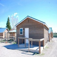 Tenderfoot Cabins & Motel