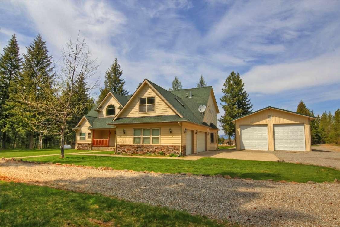 North Idaho Recreation Destination Property Photograph