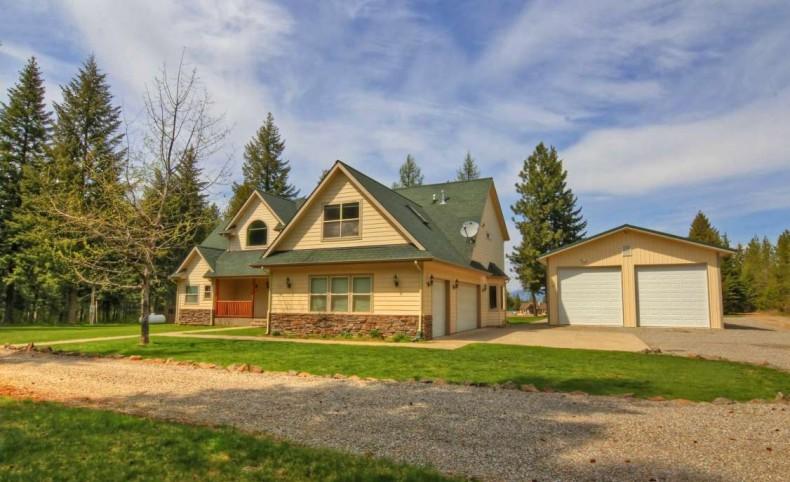 North Idaho Recreation Destination