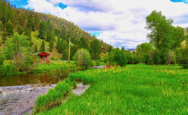 Rare Rock Creek