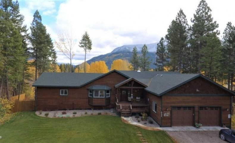 Fabulous Flathead River Home