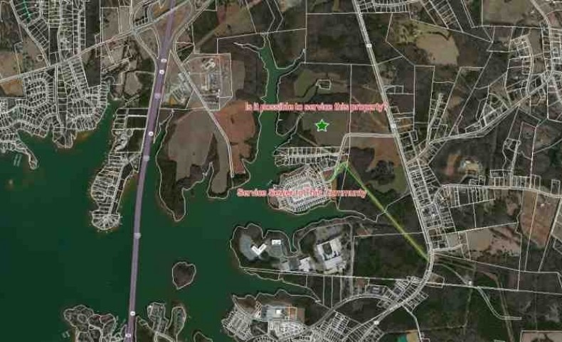 95+/- Acres on Lake Davidson - Iredell County, NC
