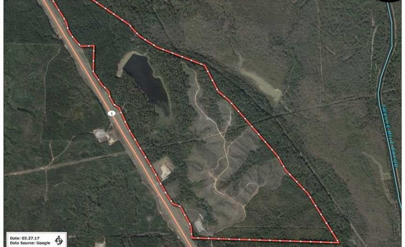 Fish Lake Refuge, Caddo Parish, 486 Acres +/-