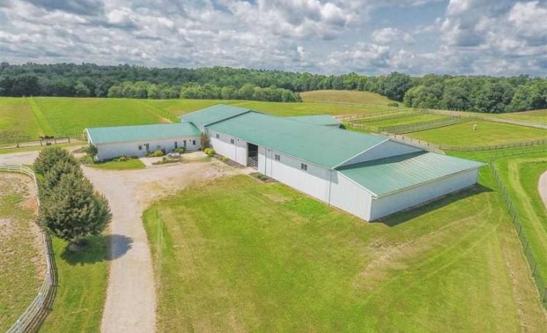 Kreashbaum Rd - 217 acres - Hocking County