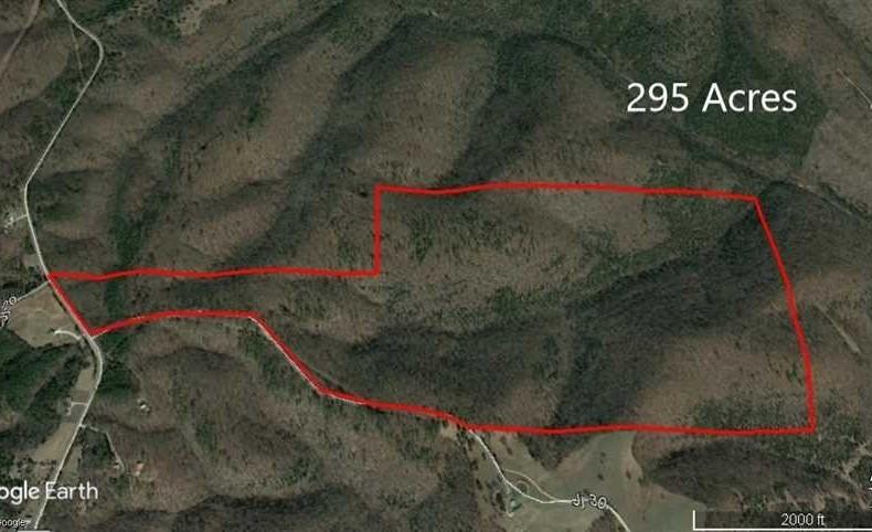 295-Acre Development/Recreational Property near Branson, Missouri