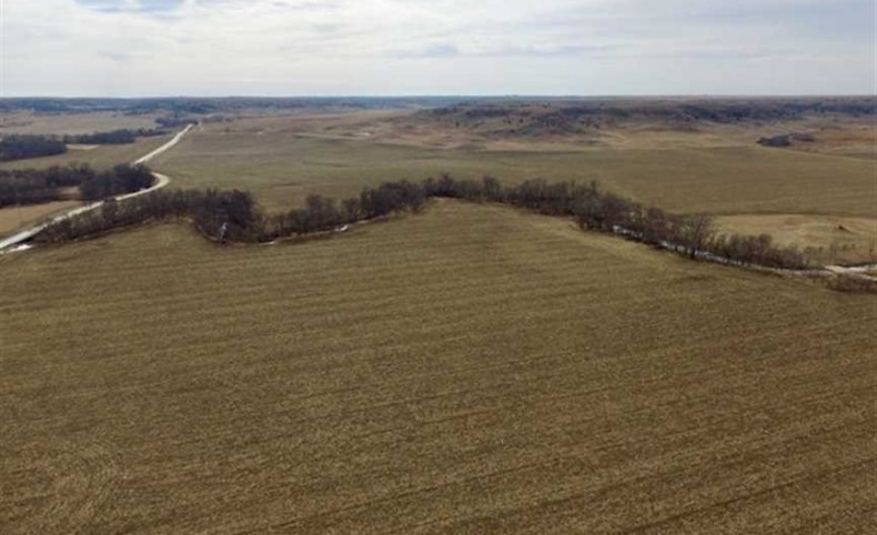 945 +/- Acres of Pasture, Tillable, and Hunting Ground in Rooks County, Ks.