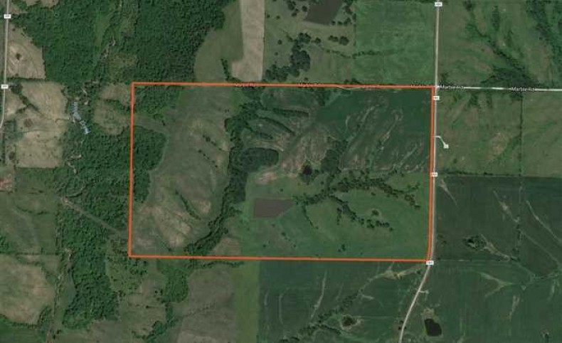 283 Acres Combination Investment Farm and Great Hunting Tract Linn County
