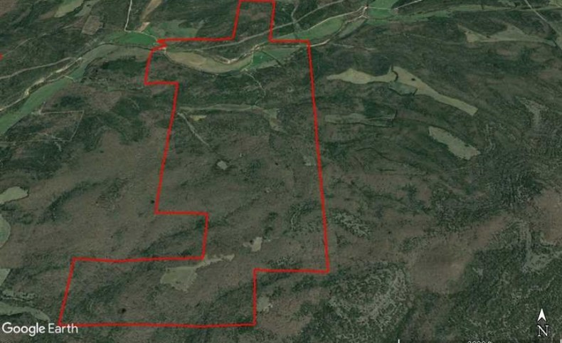 Hunting Property with Cabins and Shooting Range